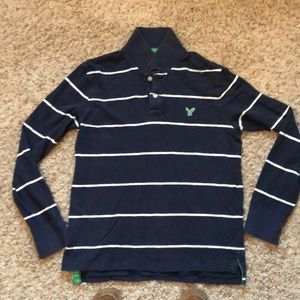 American Eagle Outfitter Long Sleeve Polo. Large.